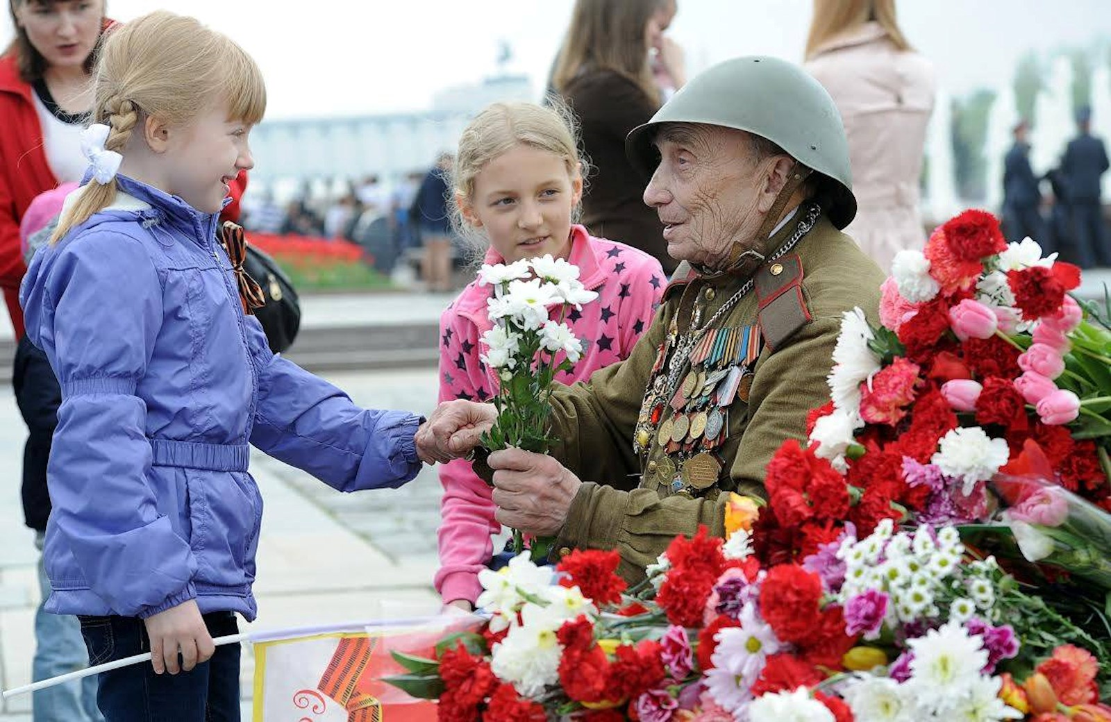 00 victory day 01 old veteran russia. 22.04.15