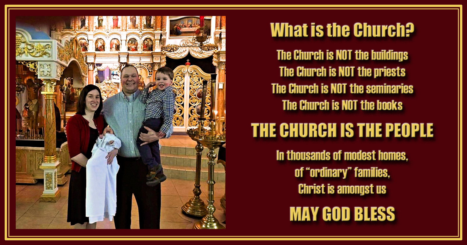 What is the Church. 05.04.15