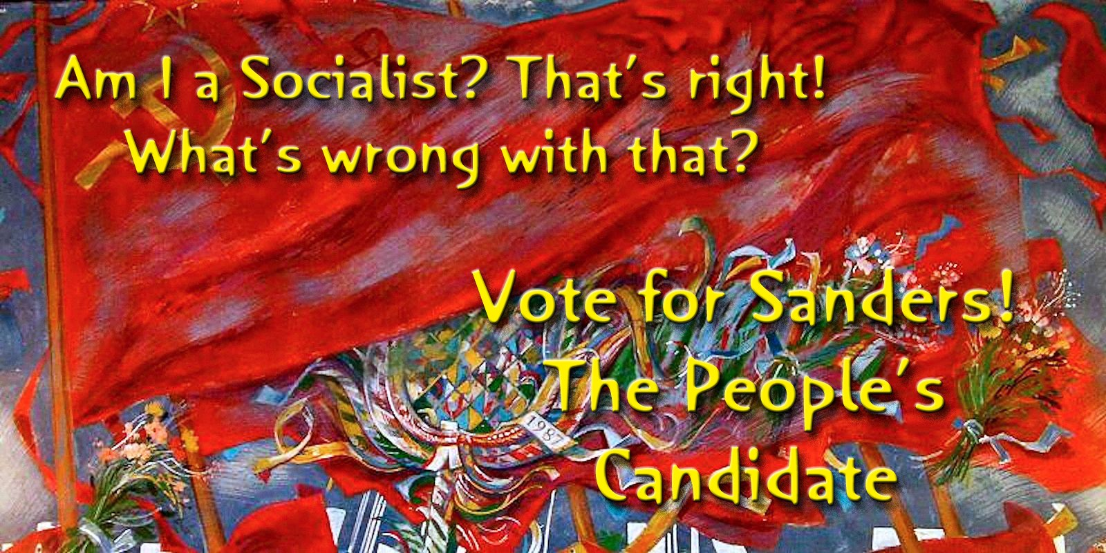 00 Am I a Socialist. 07.05.15