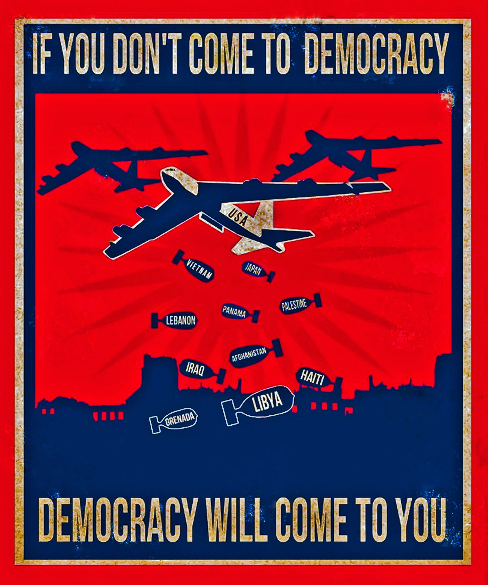 00 Democracy Will Come to You 01. 04.05.15