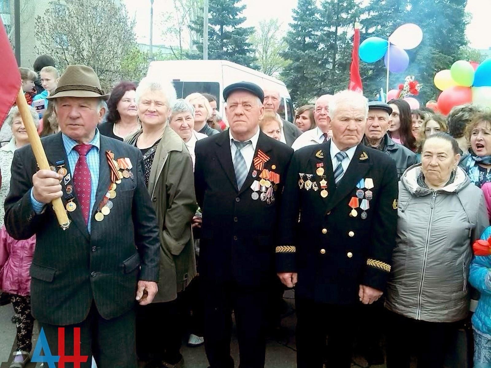 00 dnr. donetsk pr. Snezhnoe. May Day. 10. 02.05.15
