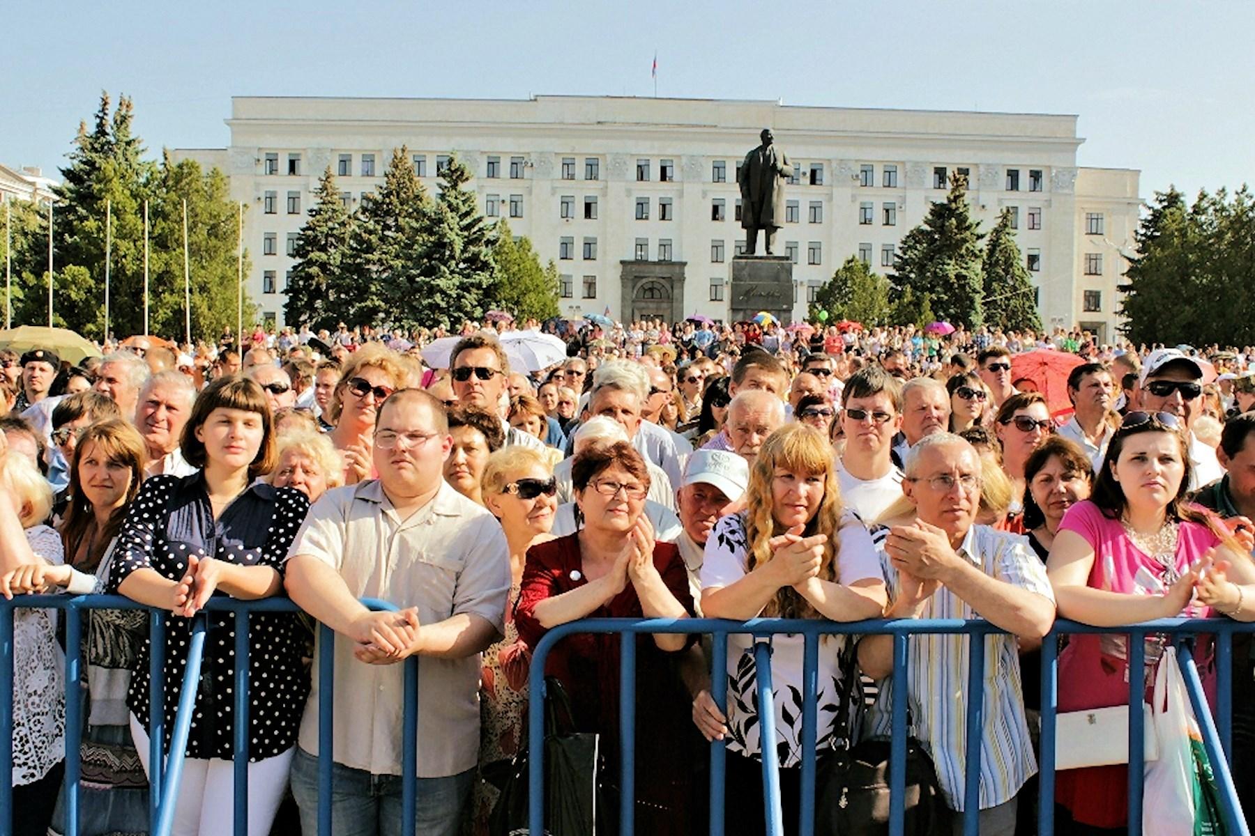 00 kobzon concert. lugansk. lnr. 05. 27.05.15