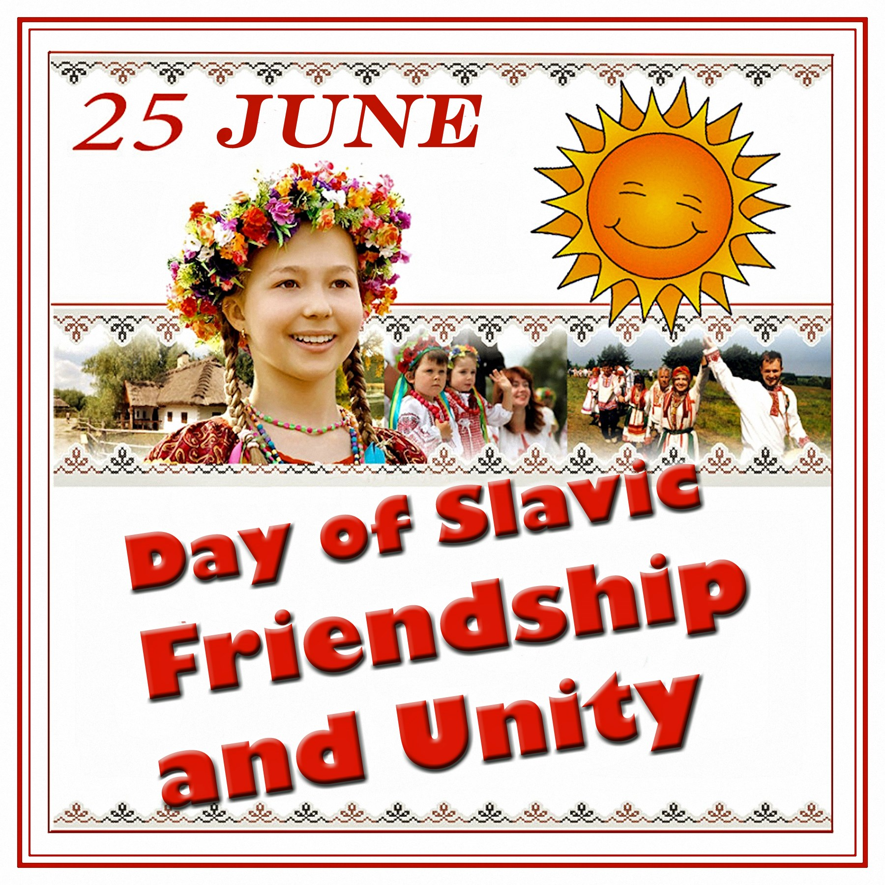 00 Day of Slavic Unity and Friendship. 250615