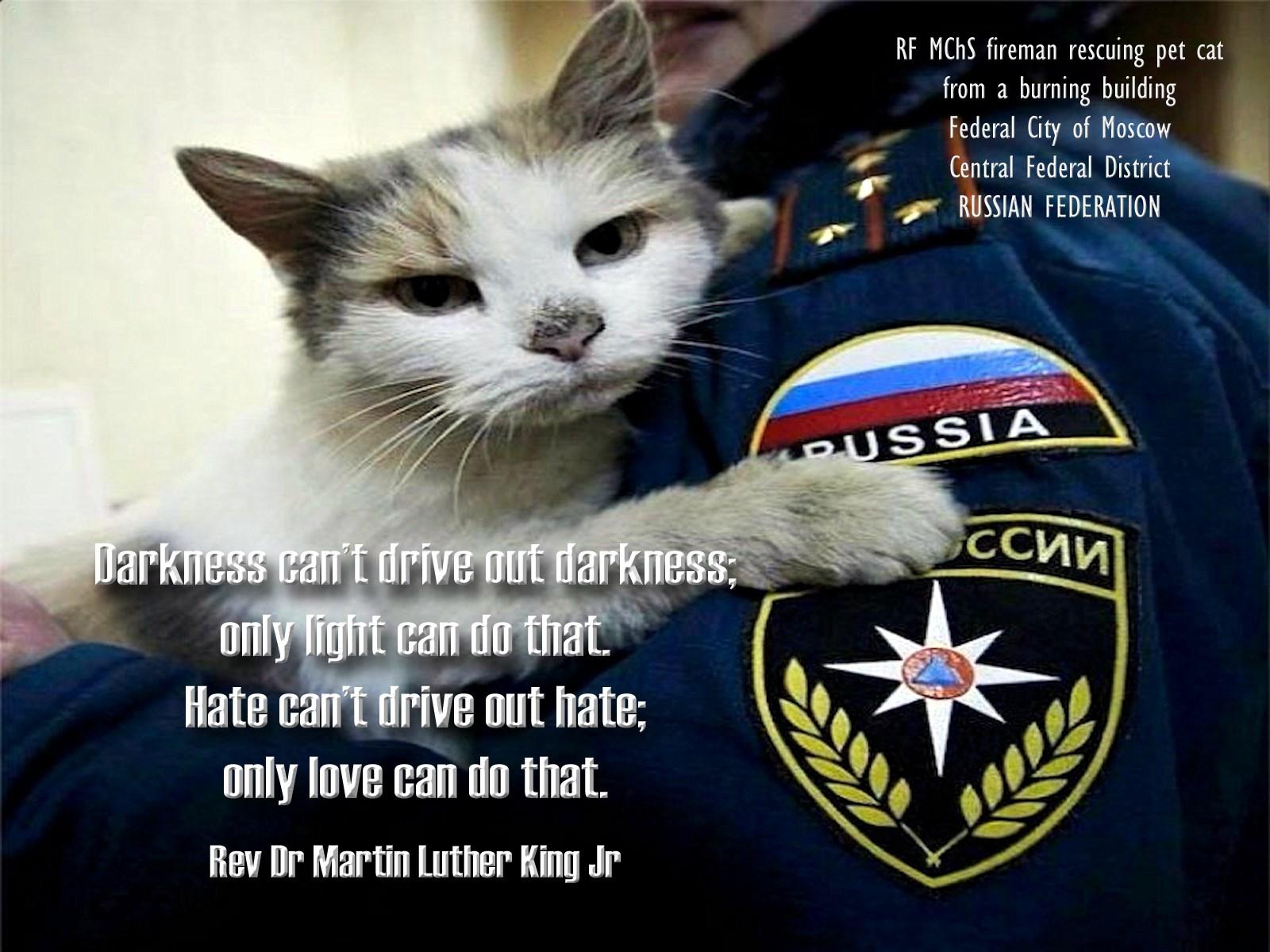 00 M L King... russian fireman. 260615