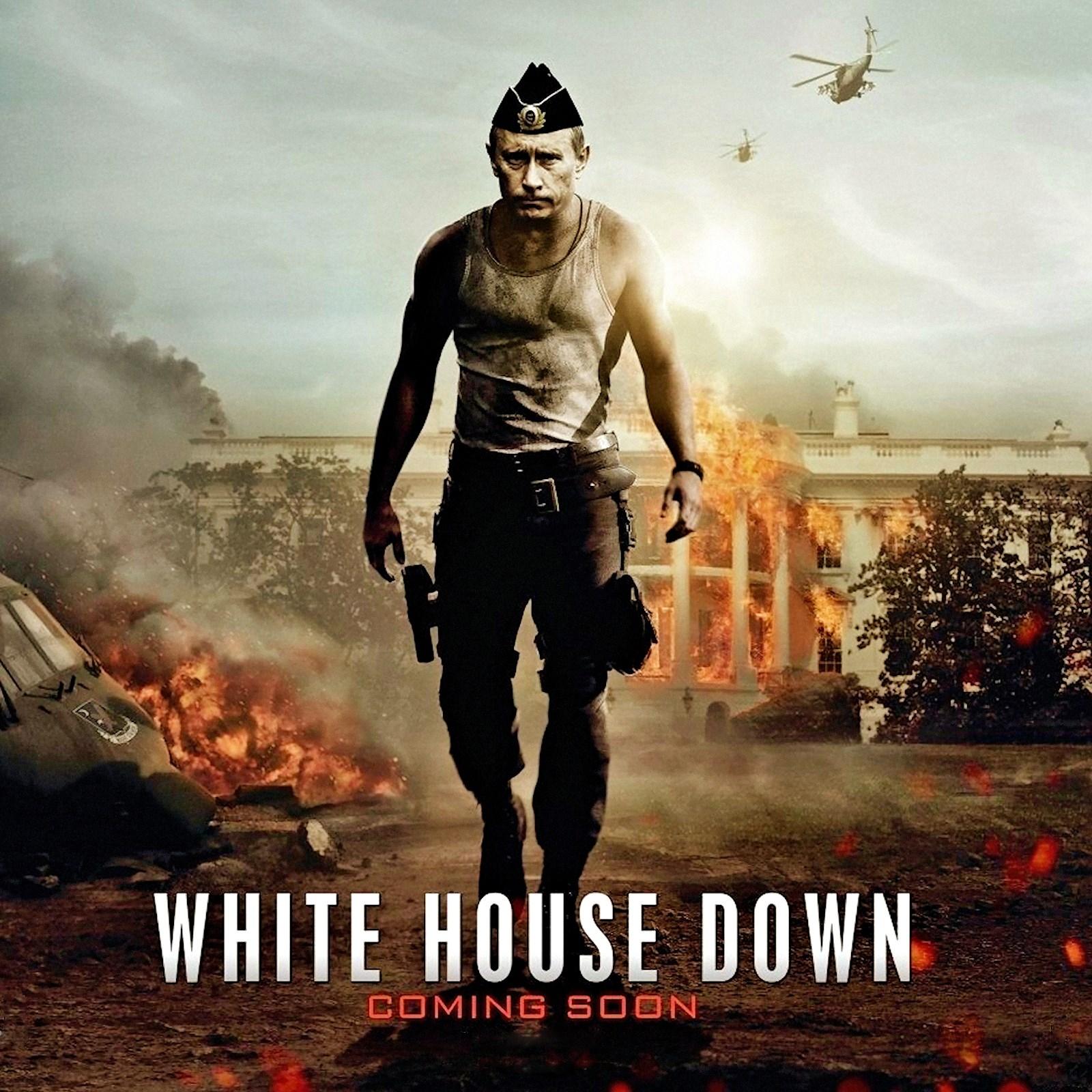 00 white house down. putin. 07.06.15