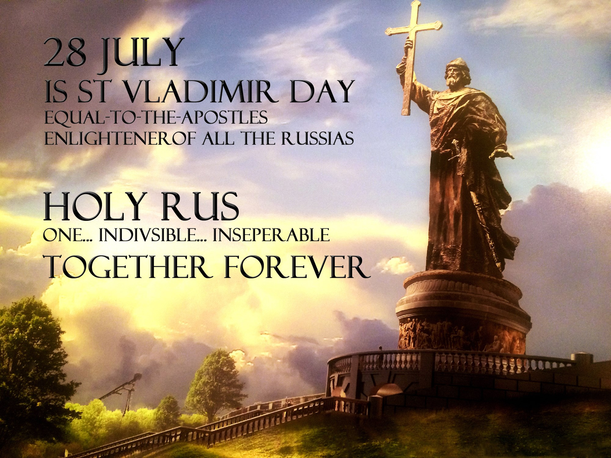 00 28 july is st vladimir day 01. 280715