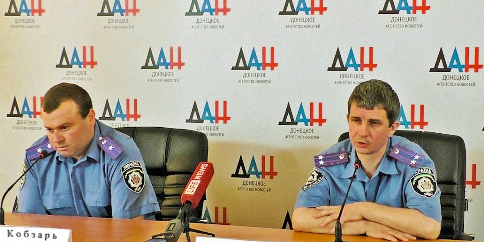 00 dnr. ukrainian police. donetsk pr. 01 030715
