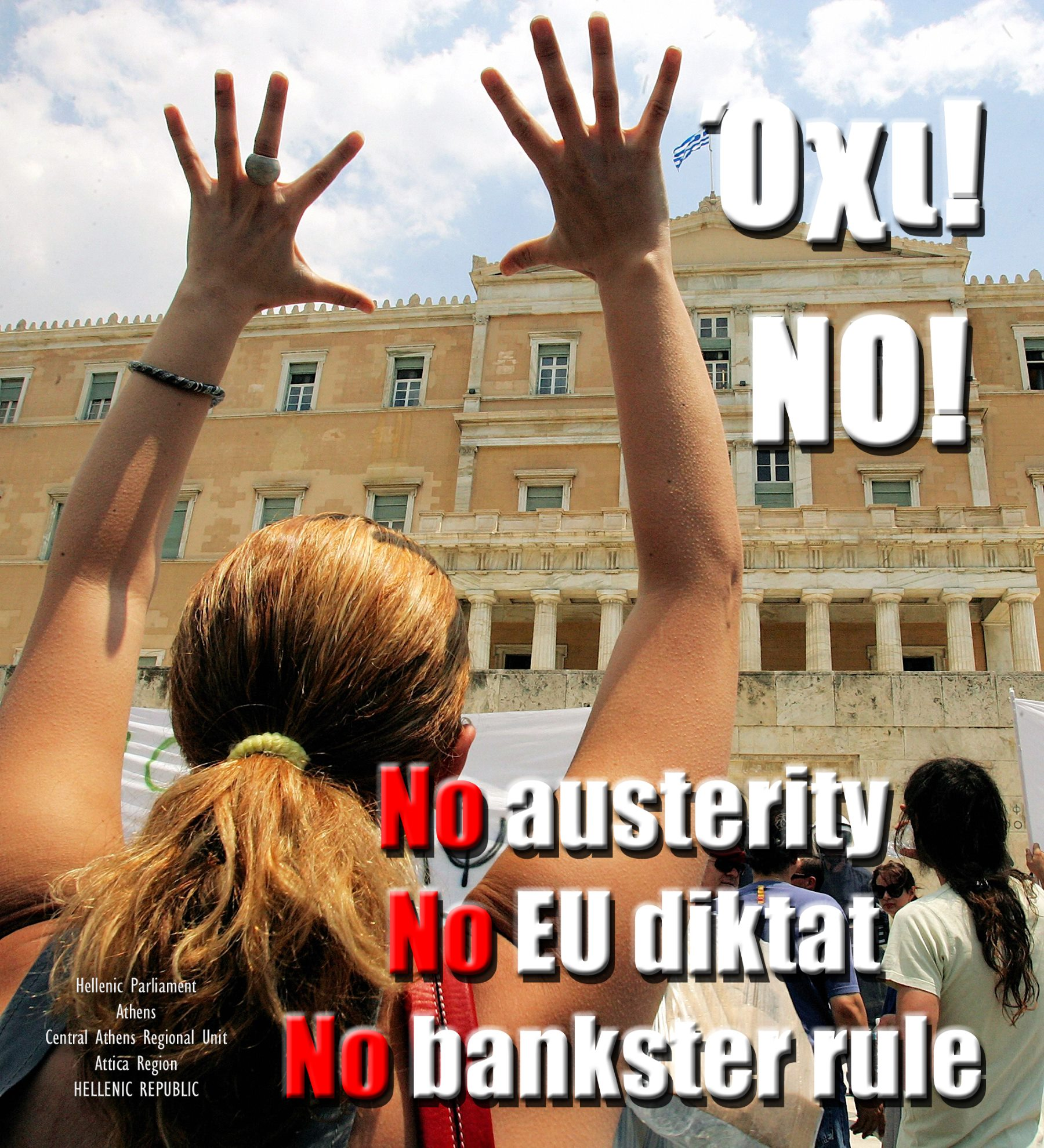 00 greece gives the moutza to the banksters 02. 060715