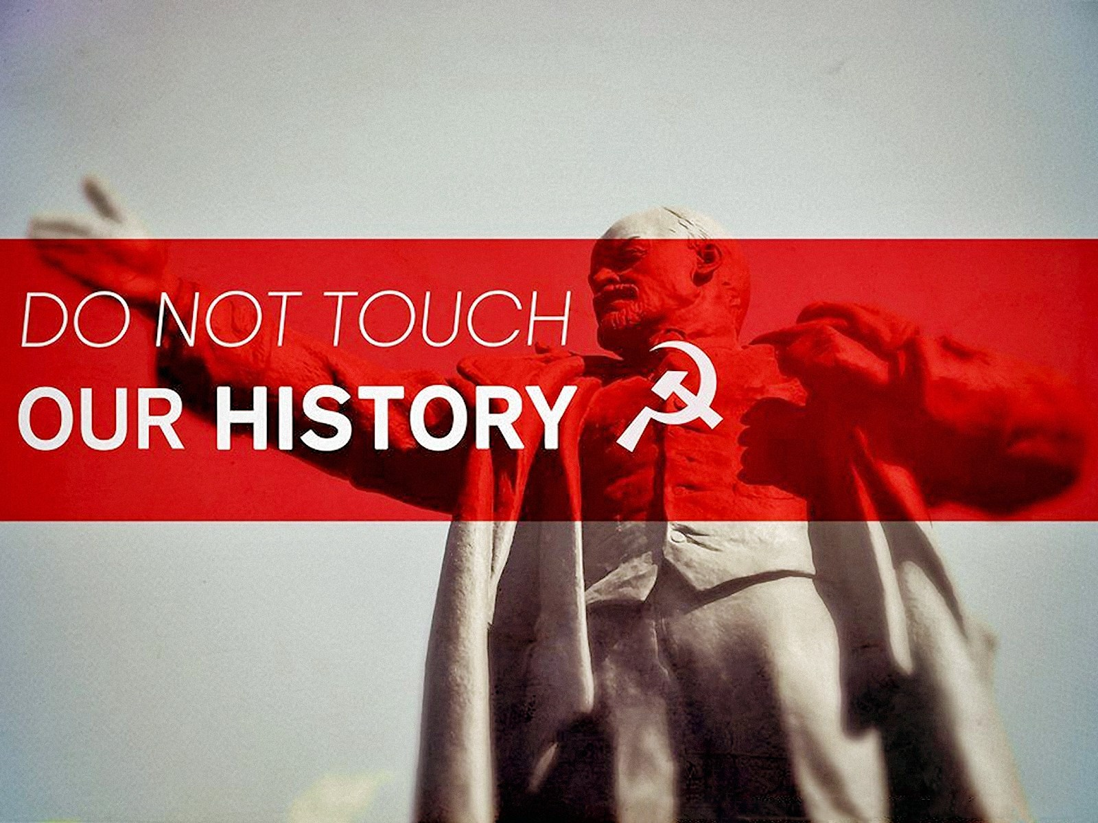 00 lenin. do not touch our history. 040715