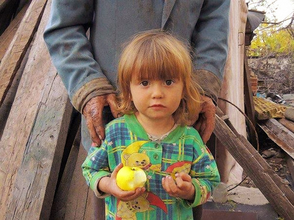 00 natasha 01. 310715 children of war novorossiya