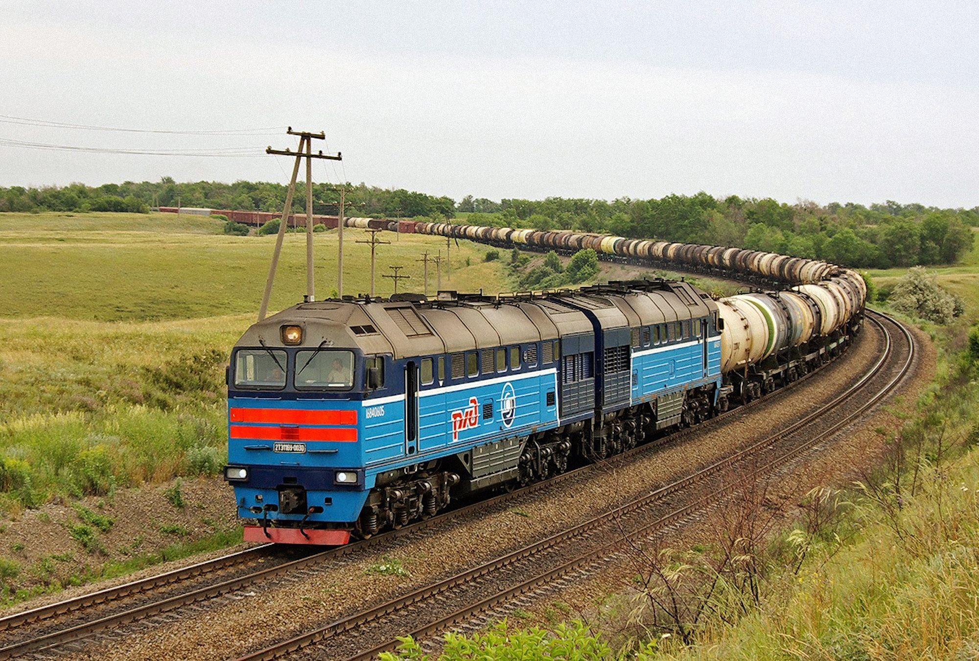 00 russian locomotive. 010715