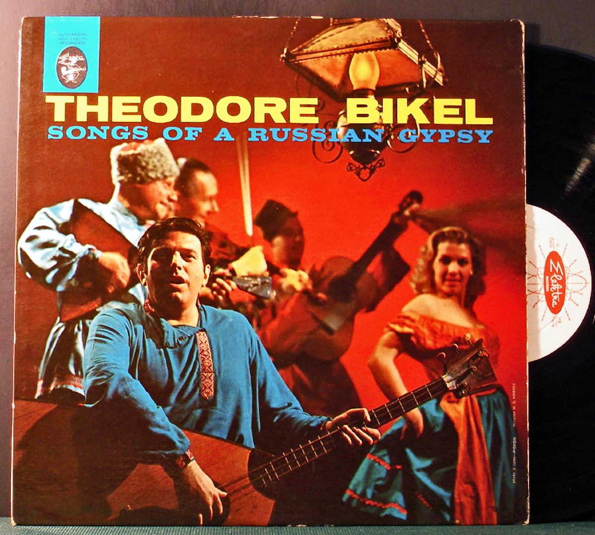 00 theodore bikel. songs of a russian gypsy. 1958