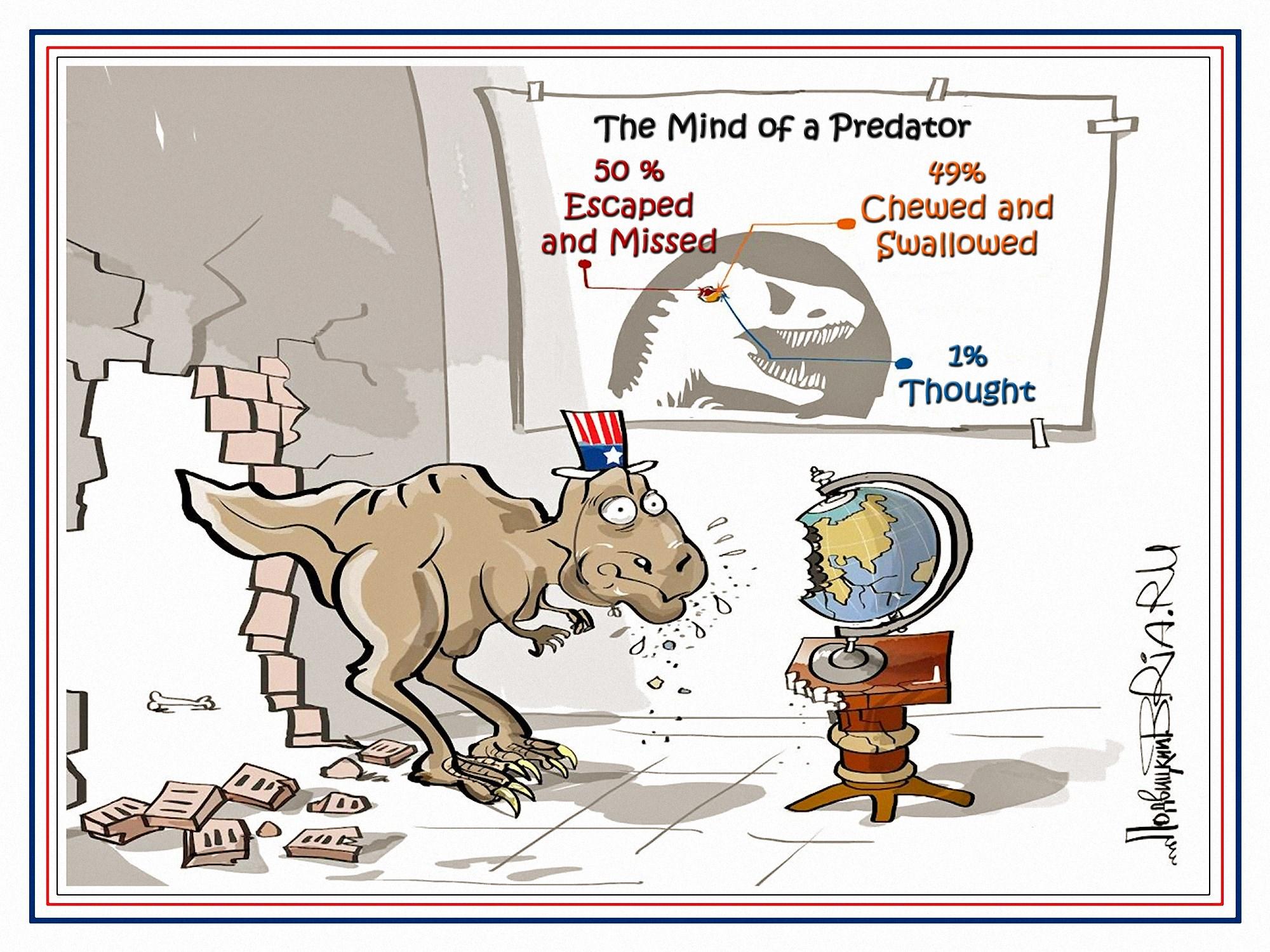 00 Vitaly Podvitsky. The Mind of a Predator. 2015