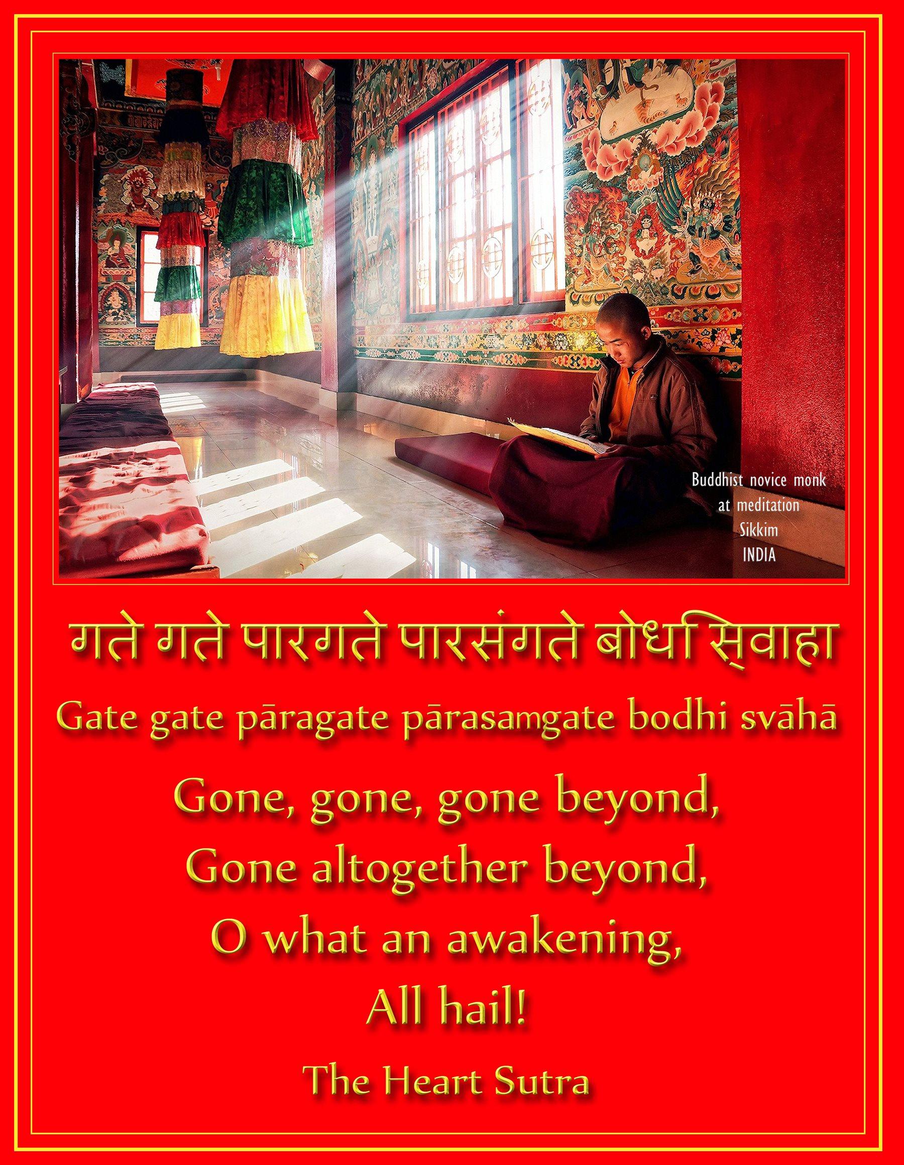 00 Yuri Biryukov. Silence and meditation. Sikkim, India. The Heart Sutra. 12.07.15