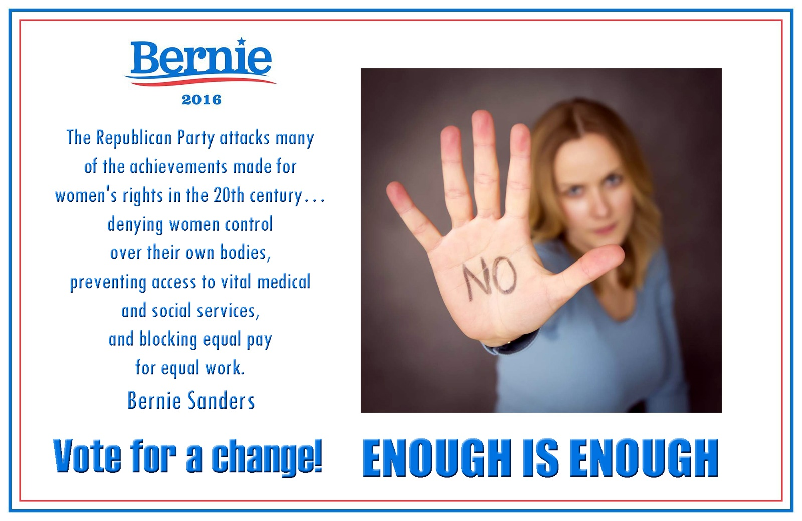00 Bernie Sanders war on women 300815