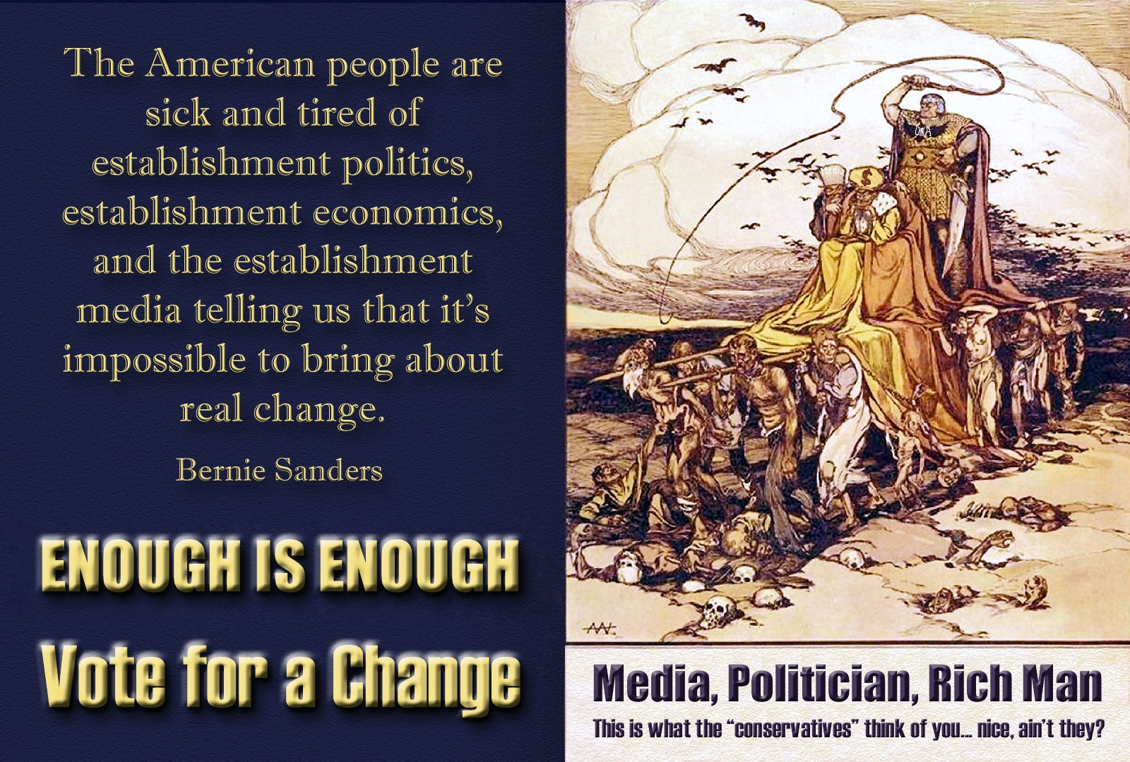 00 politician media rich man sanders