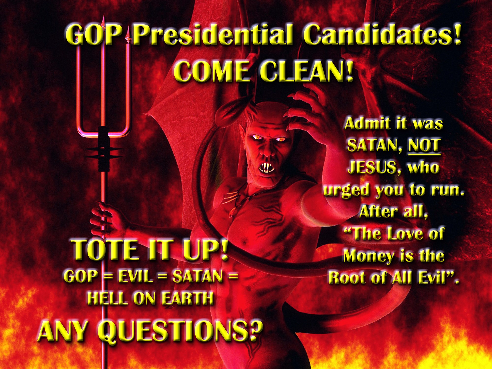 00 satan template. gop come clean 070815