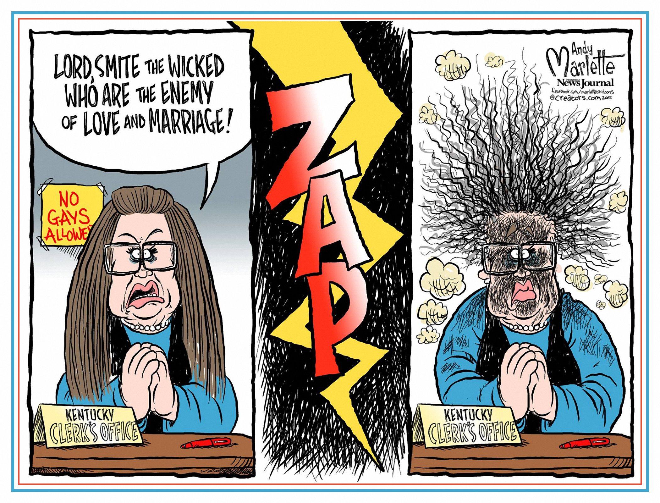 00 Andy Marlette. Kentucky Fried Bigot. 2015