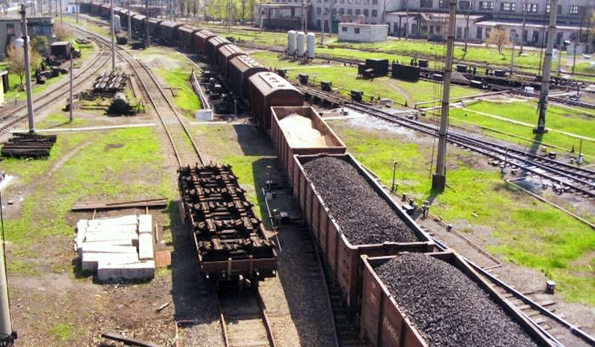 00 dnr donetsk pr coal train 150915
