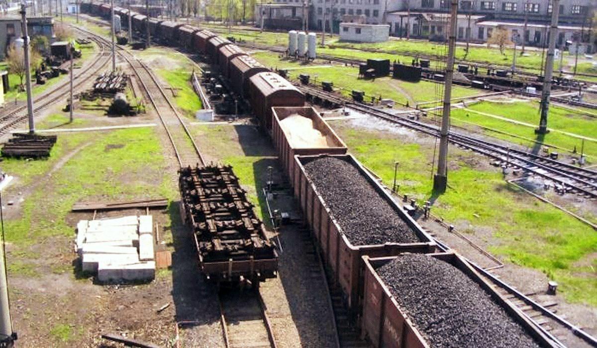00 dnr donetsk pr coal train 150915