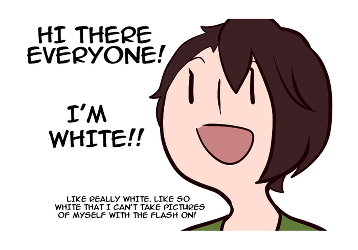 00 I'm White. 030915