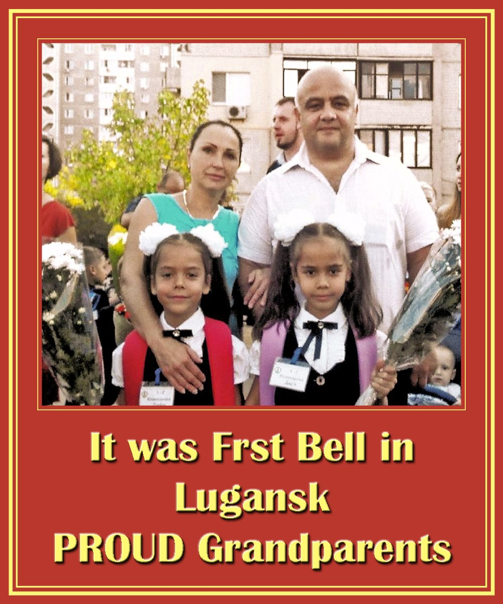 00 it was first bell in lugansk 020915