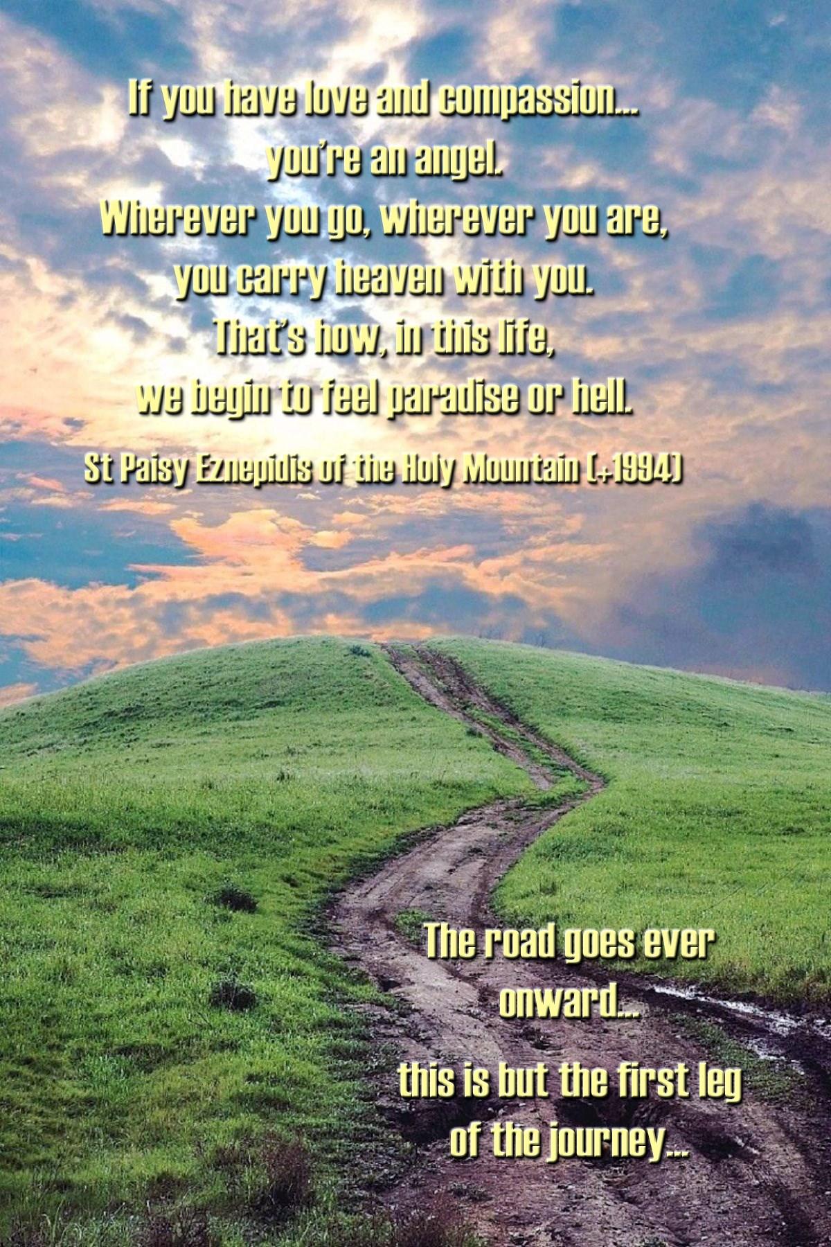00 road to heaven paisy