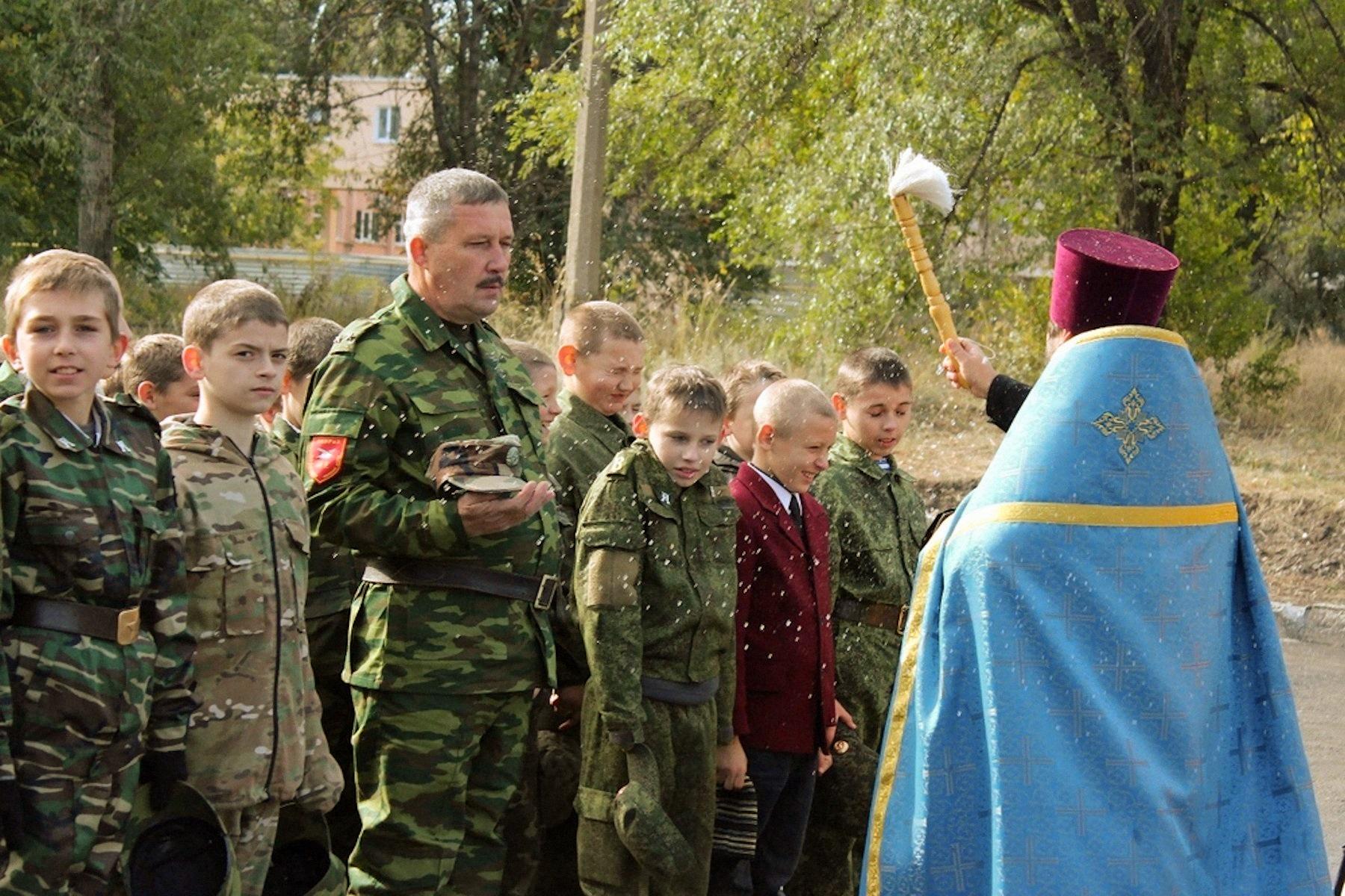 00 lugansk pr lnr cossack cadet corps 02 191015