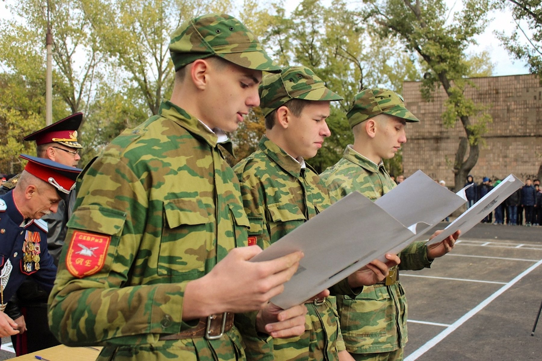 00 lugansk pr lnr cossack cadet corps 04 191015