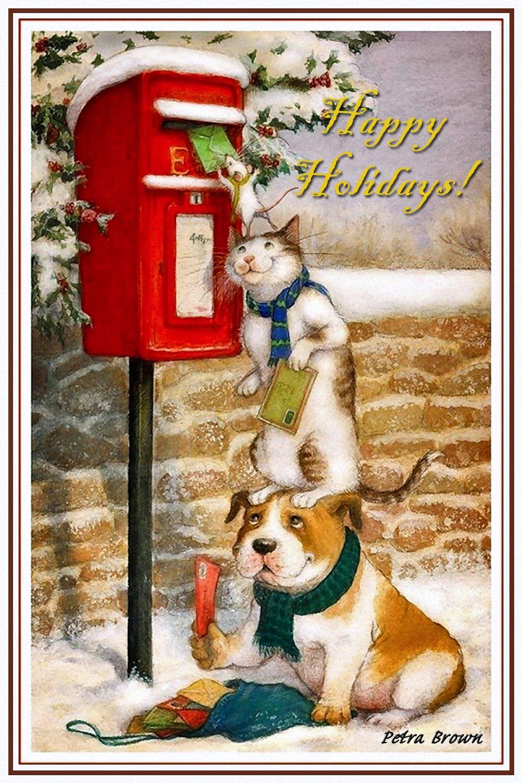 00 Petra Brown cat and dog 291115