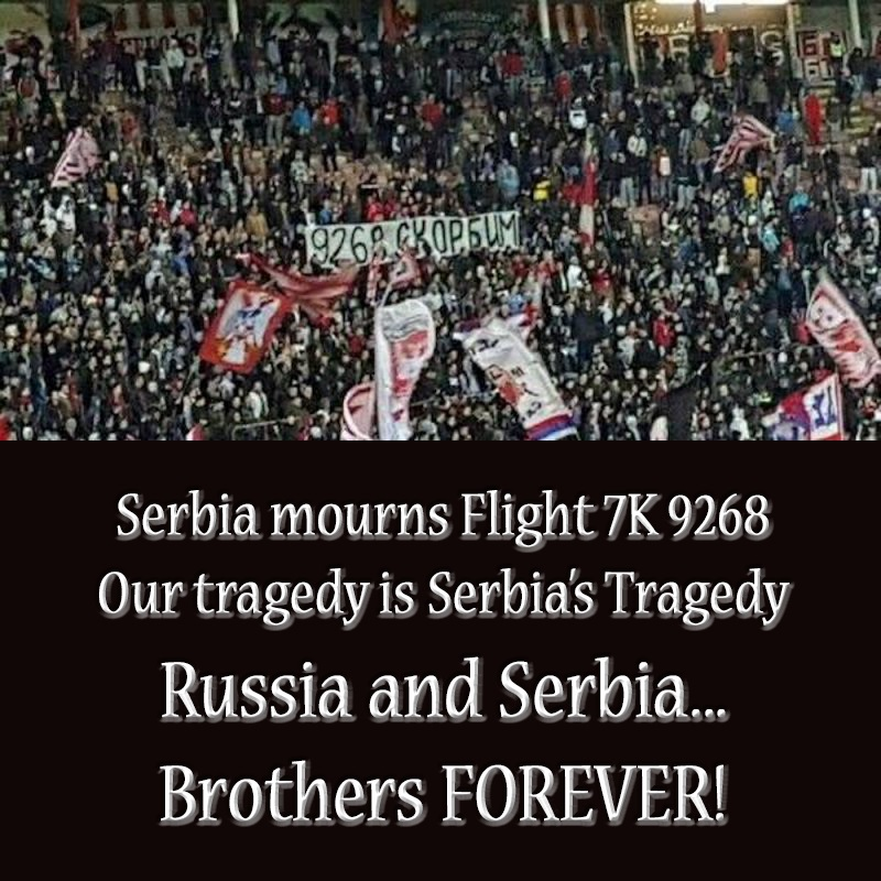 00 serbia mourns with russia 011115