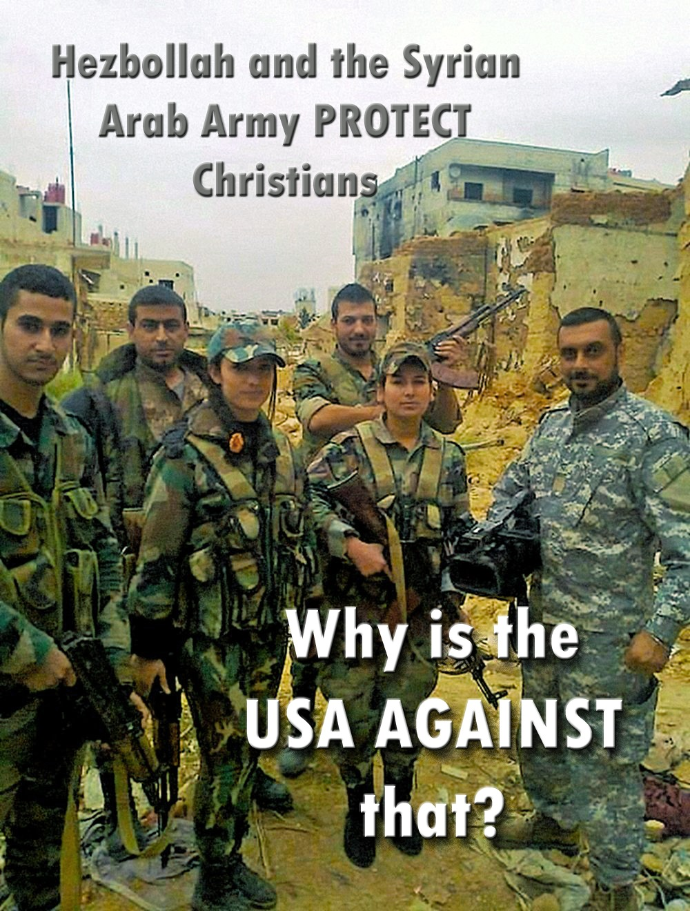 00 syria pro-government fighters 071115