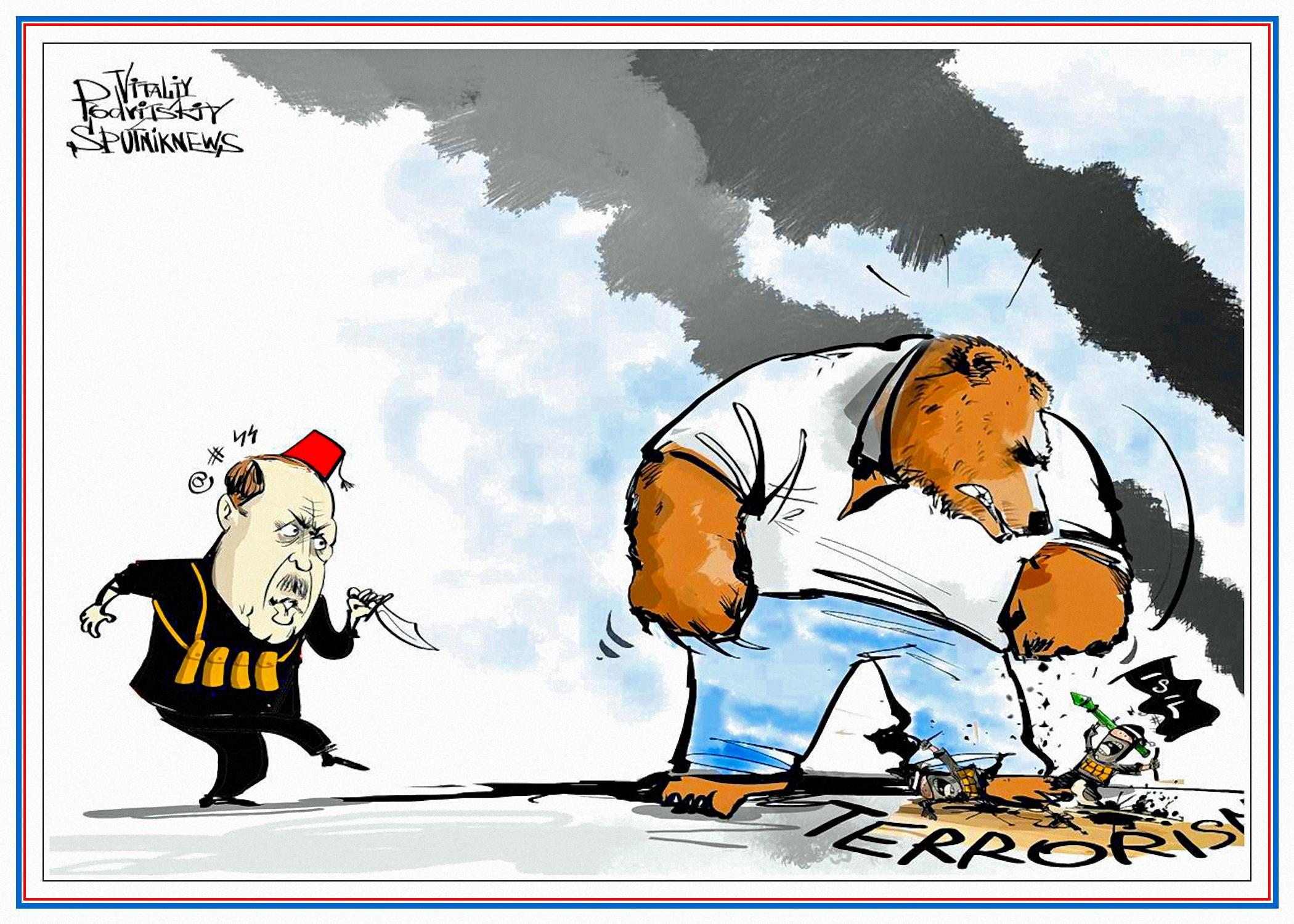 00 Vitaly Podvitsky. A Treacherous Backstab. 2015