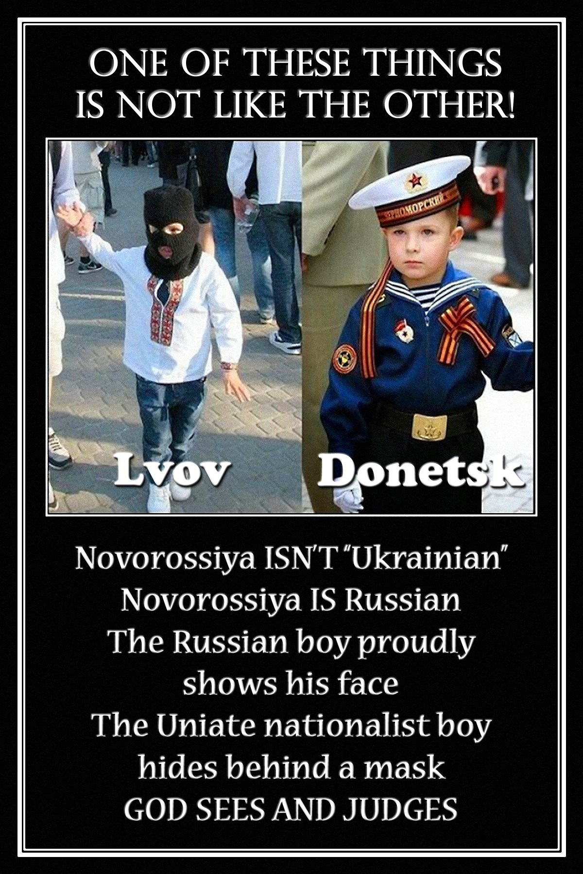 00 novorossiya is NOT the ukraine 060316