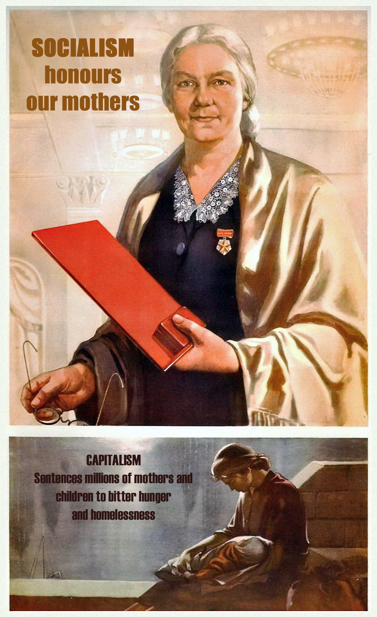00 Socialism honours our mothers. 170316