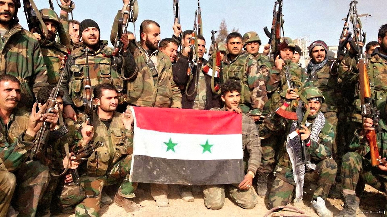00 syrian soldiers 270316