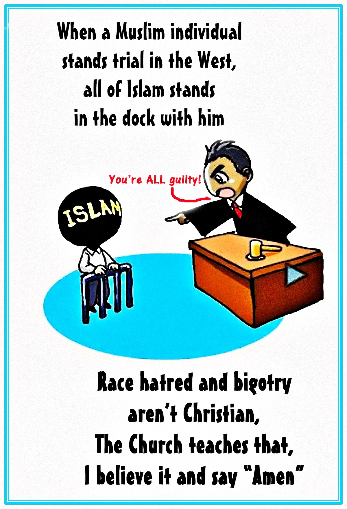 00 all of islam stands in the dock. 160416