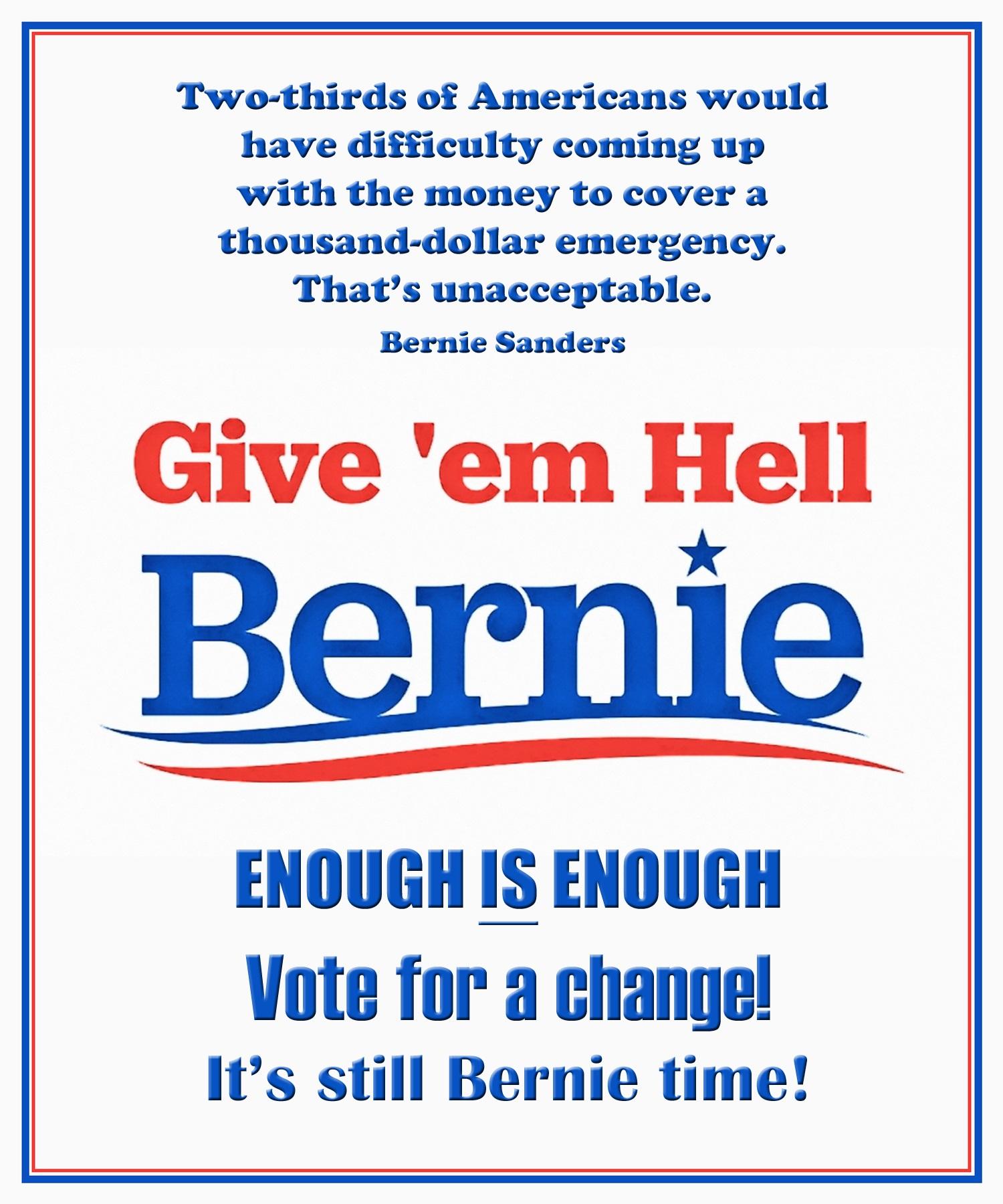 00 Give em Hell Bernie 310316
