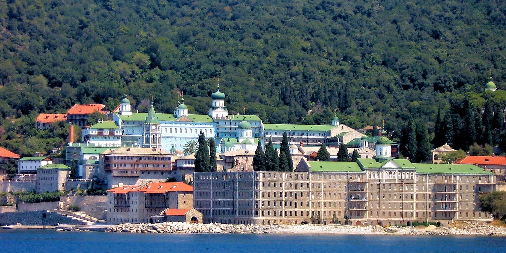 00 panteleimon monastery mt athos greece 290516