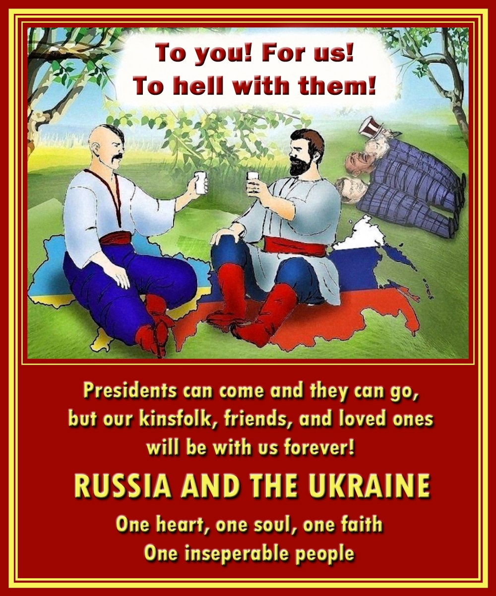 00 russia and ukraine... brothers forever! 030616