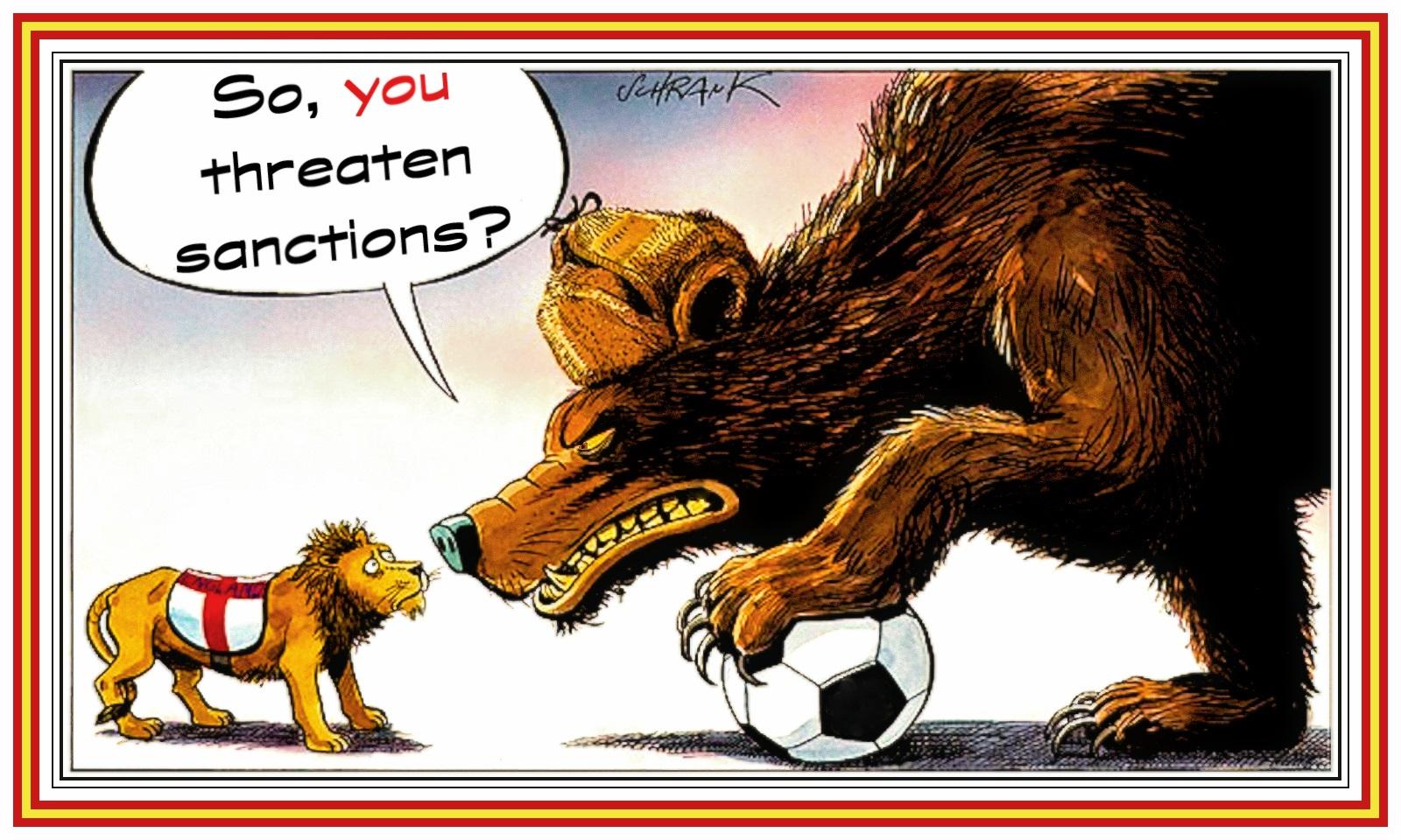 00 So It's Sanctions. Russia UK 120616