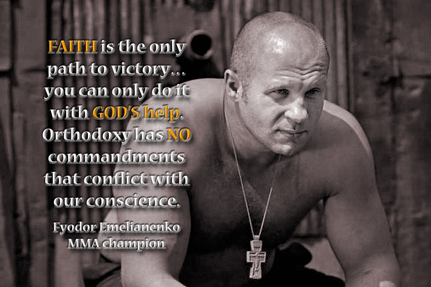 00 Fyodor Emelianenko faith 140716