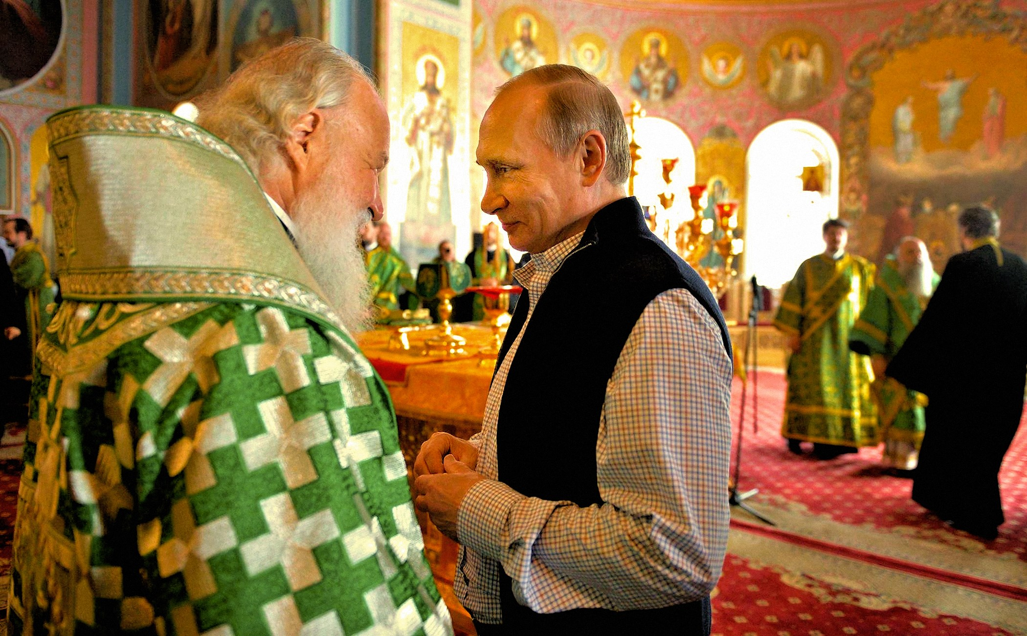 00 putin and kirill in valaam 130716