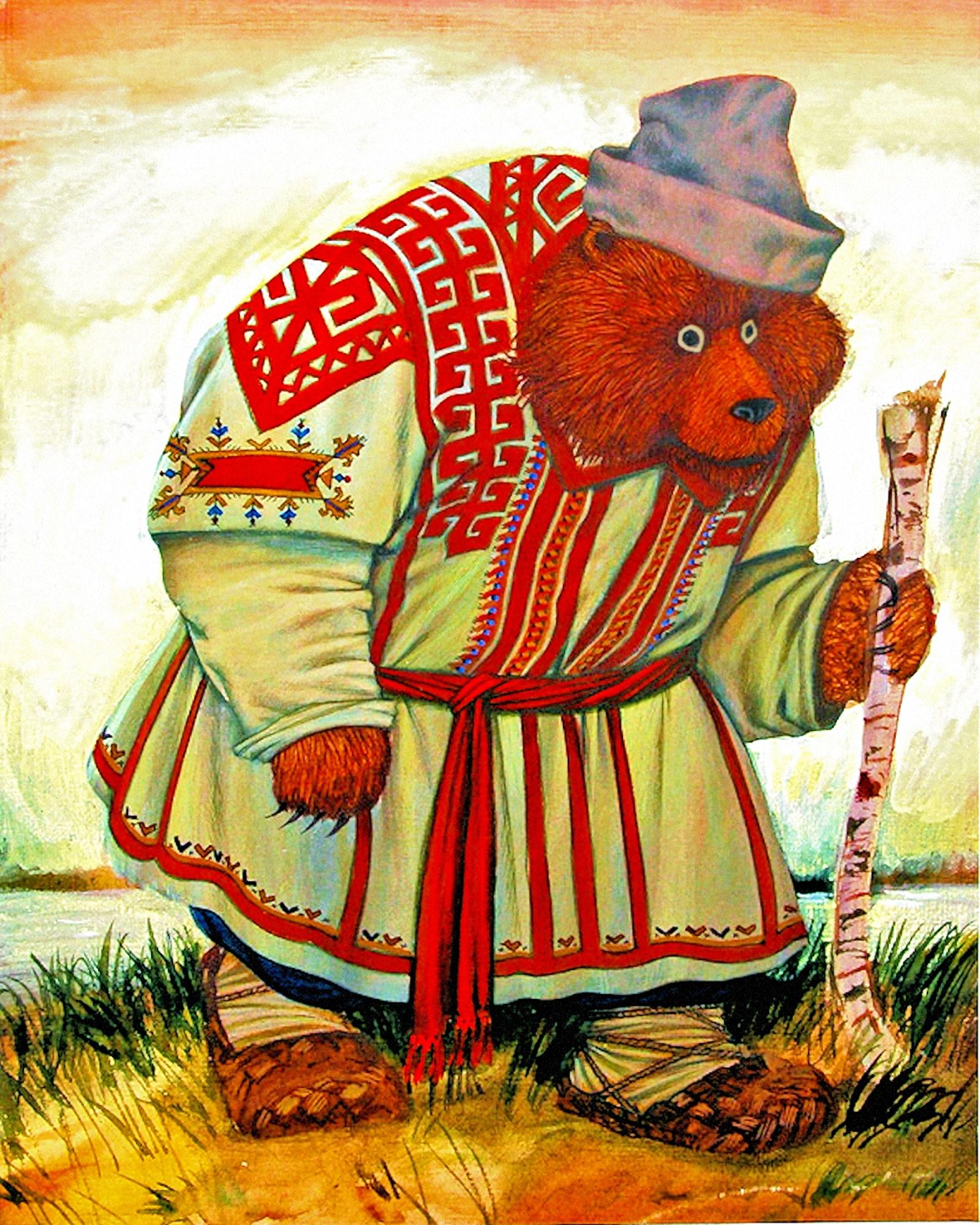 00 Russian Bear. Viktor Britvin 080716