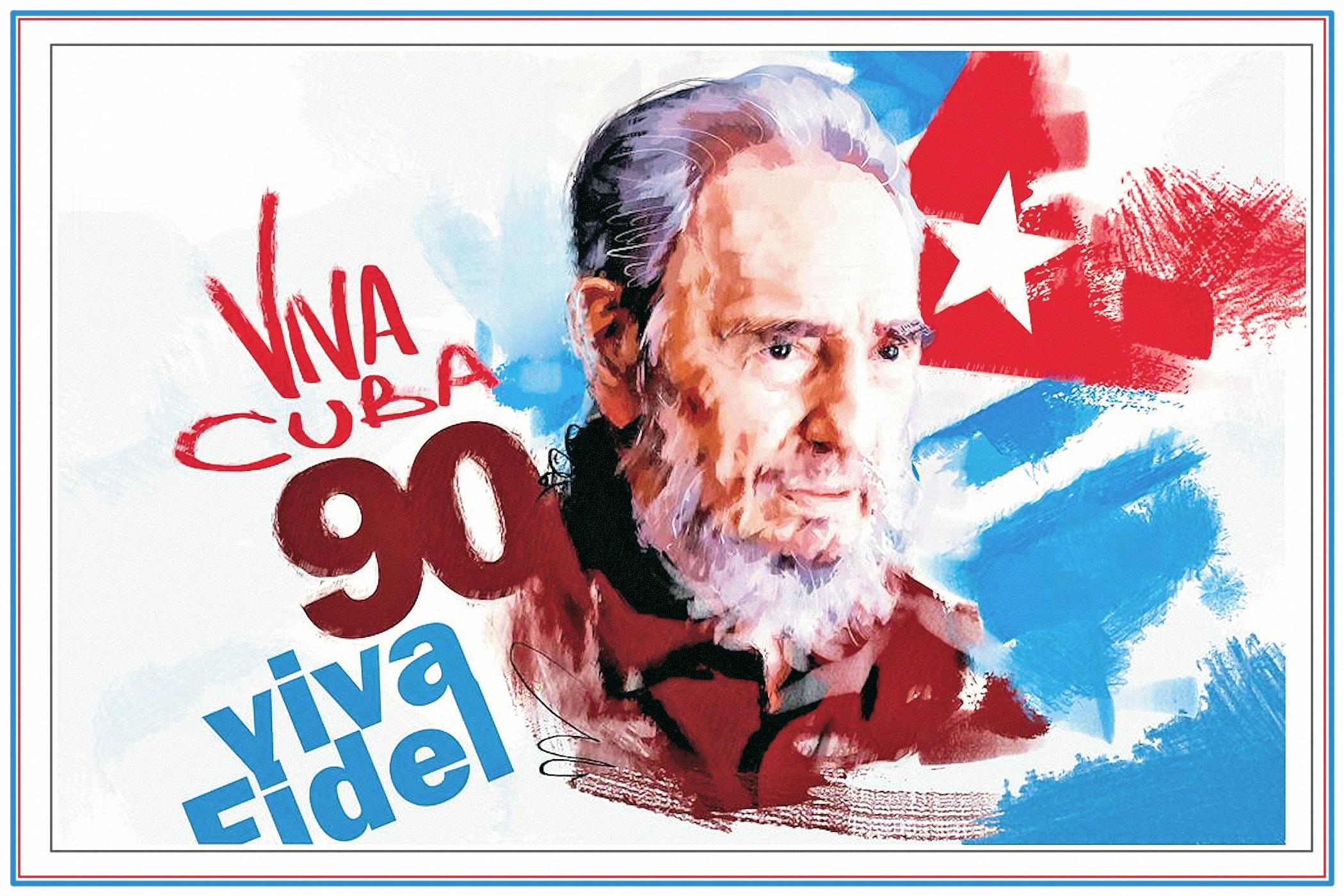 00 vitaly podvitsky. Viva Cuba! Viva Fidel! 130816