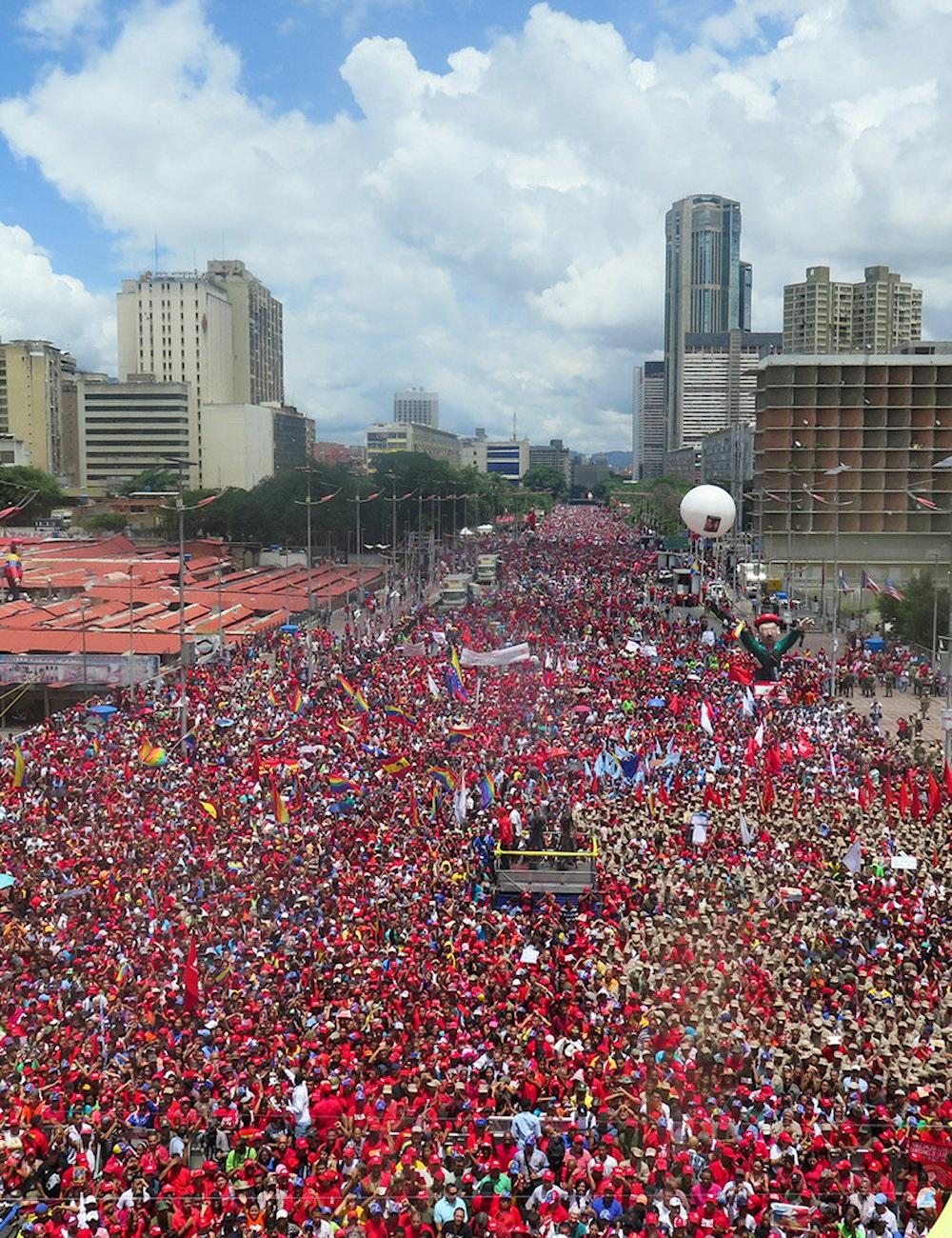 00 venezuela chavismo supporters 030916