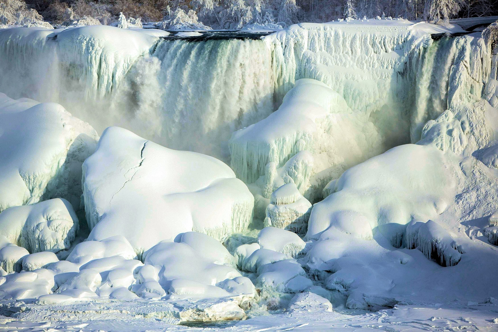 Map of the Niagara Falls Region