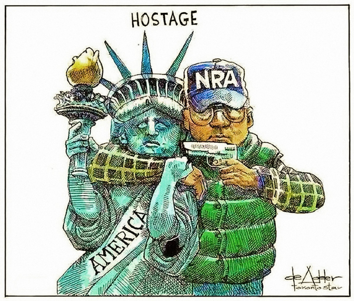 School Shooting Statistics 2018: Gun Control: Big US Firms Cut Ties To NRA As Anti-Assault