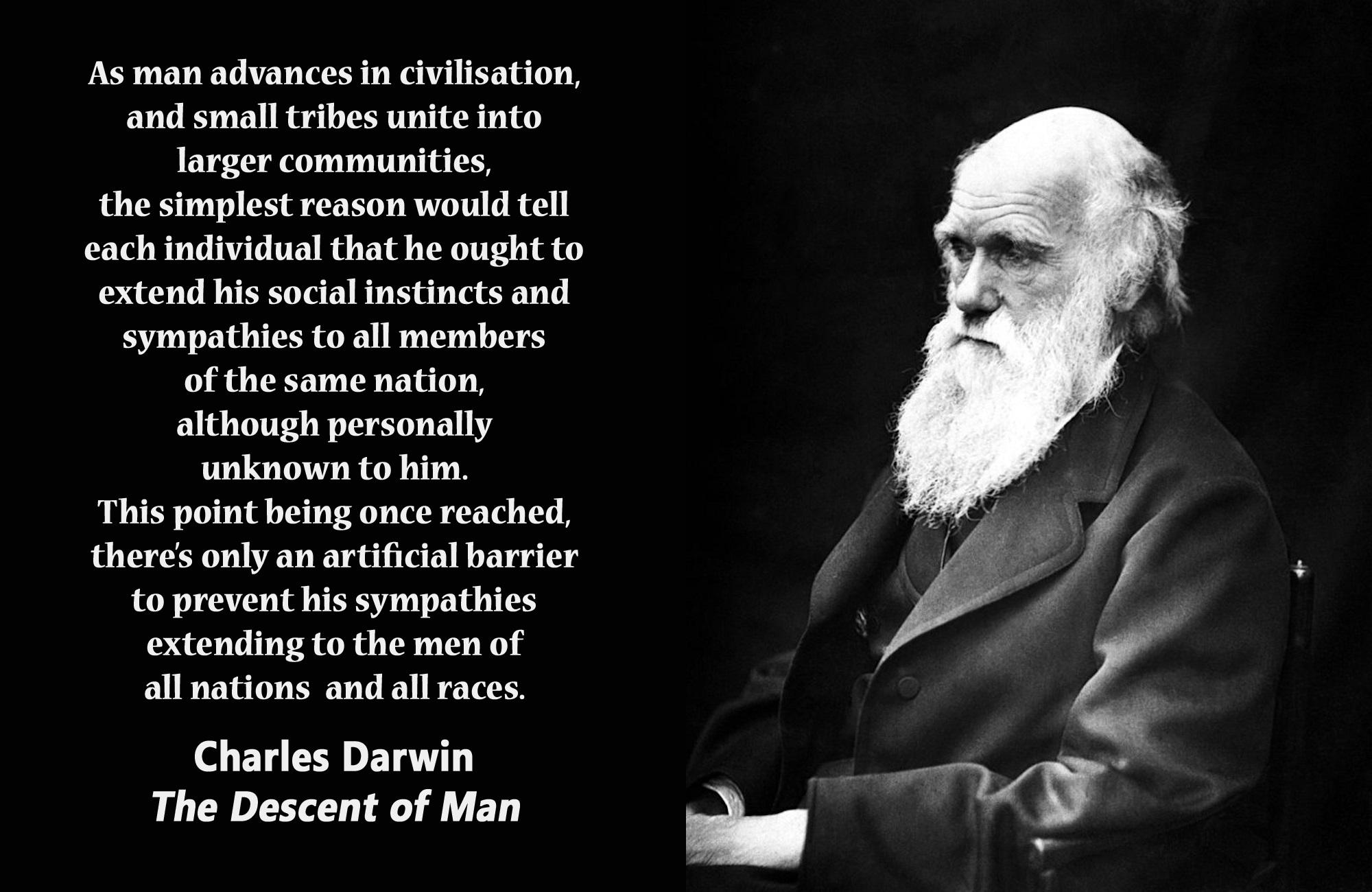 00 Charles Darwin humanity 210418
